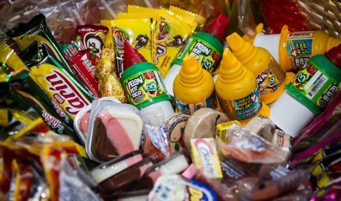 Encuentran alto plomo en dulces Mexicanos