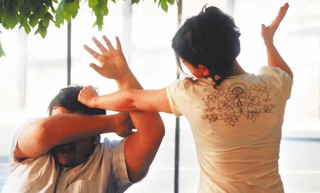  ¿Sabias que 8 de cada 10 jóvenes son maltratados por sus novias,segun estudio?