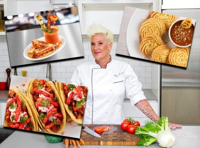 Abré el primer restaurante de Cheetos en Nueva York